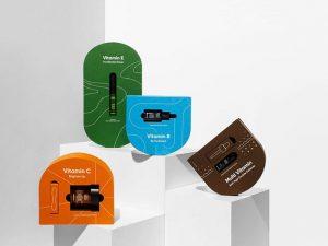 Lạ mắt mẫu thiết kế bao bì vỏ hộp vitamin của COMMONLABS 04 | IN KALAPRESS