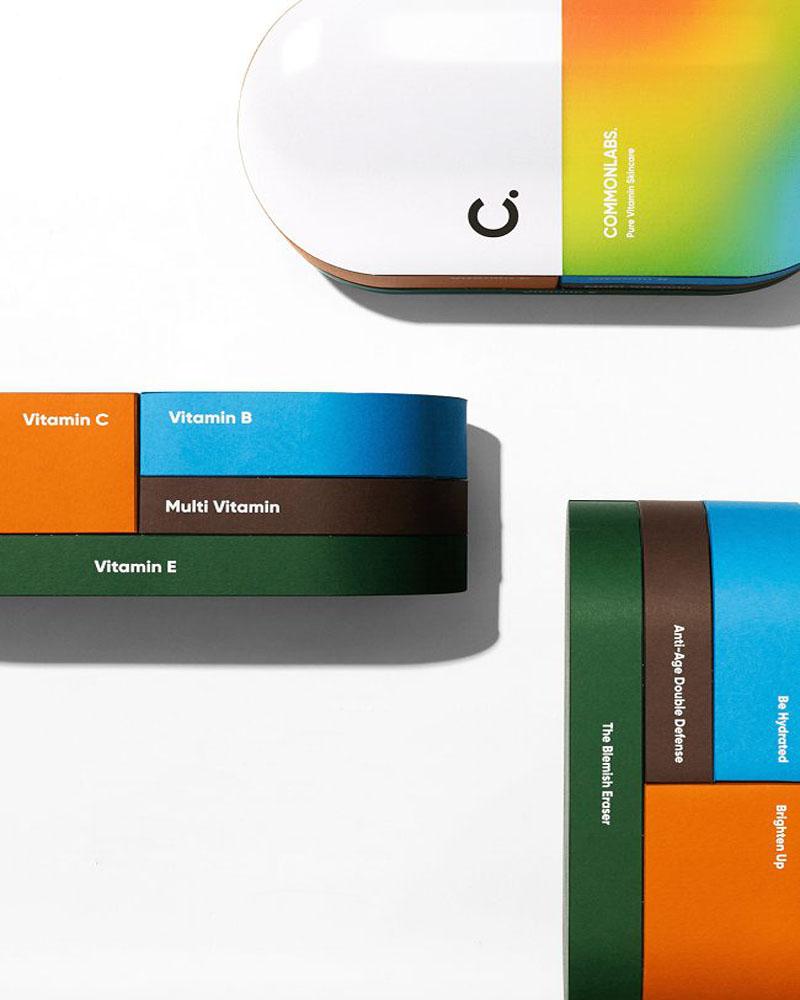 Lạ mắt mẫu thiết kế bao bì vỏ hộp vitamin của COMMONLABS 05 | IN KALAPRESS