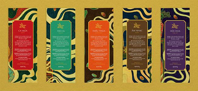Mẫu thiết kế in ấn bao bì chocolate đặc trưng văn hóa Việt 1 - NASH VIỆT NAM