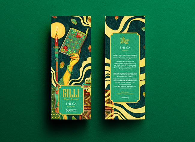 Mẫu thiết kế in ấn bao bì chocolate đặc trưng văn hóa Việt 3 - NASH VIỆT NAM