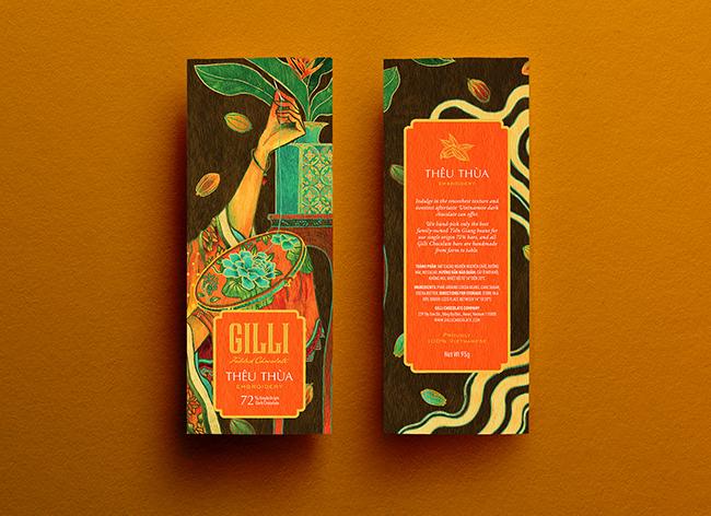 Mẫu thiết kế in ấn bao bì chocolate đặc trưng văn hóa Việt 5 - NASH VIỆT NAM