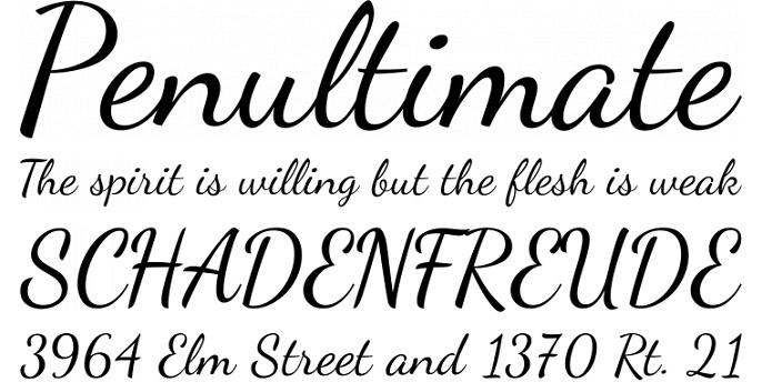 Font chữ của bạn đã phù hợp với thương hiệu chưa 5 - KALAPRESS.VN