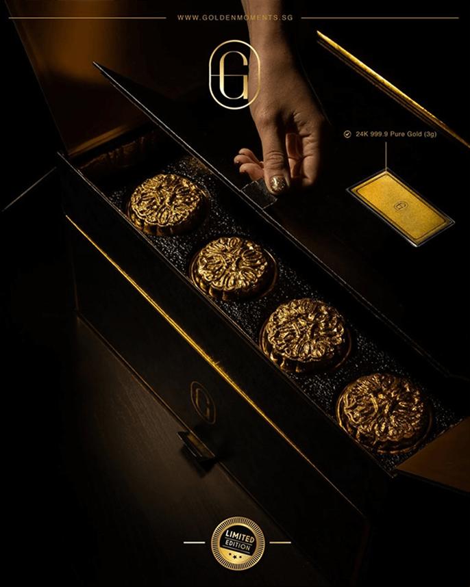 Phân tích giá trị làm nên hộp bánh trung thu 14 triệu đồng của Golden Moments 2 - KALAPRESS.VN