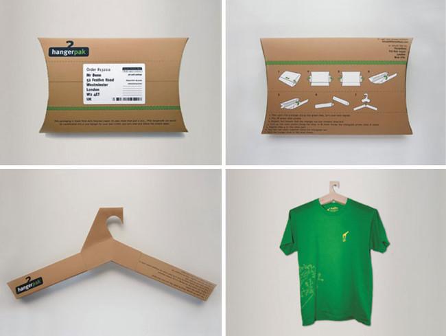 Những mẫu thiết kế bao bì có thể làm vật phẩm phụ 6