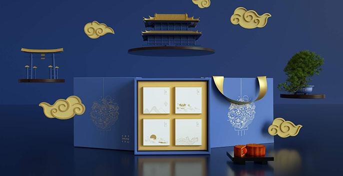 Những mẫu thiết kế và in ấn hộp bánh trung thu đầy sáng tạo 5 - Công ty thiết kế KALAPRESS