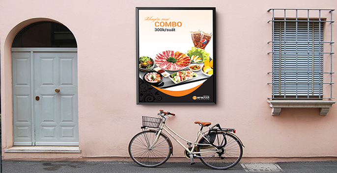 Poster là gì? Những dạng thiết kế poster hiện nay 2 - KALAPRESS.VN