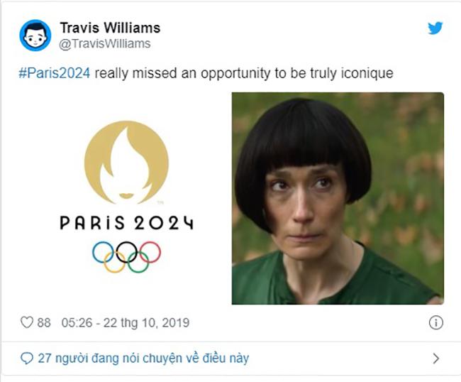 Thiết kế logo Thế vận hội Paris 2024 có gì đặc biệt 2