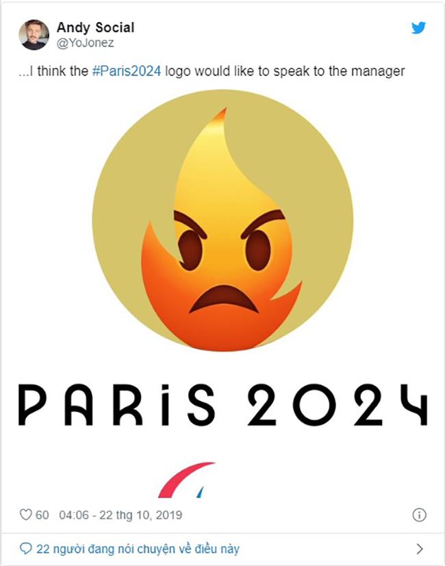Thiết kế logo Thế vận hội Paris 2024 có gì đặc biệt 3