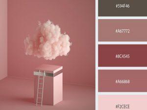 Top 9 bảng màu Minimalism Color Palette tuyệt vời cho thiết kế tối giản 01 | IN KALA