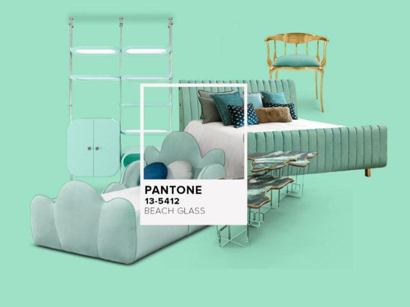 Xu hướng màu sắc trong thiết kế do Pantone bình chọn 02 | Kalapress.vn