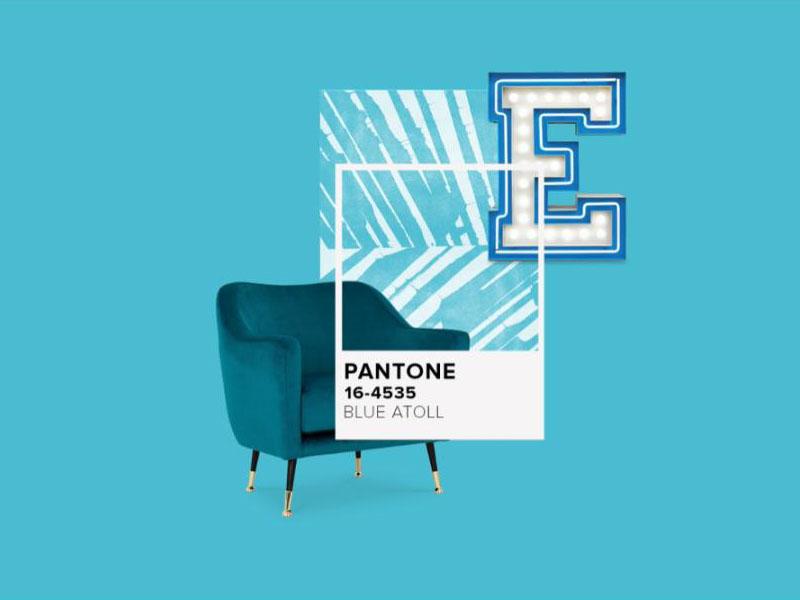 Xu hướng màu sắc trong thiết kế do Pantone bình chọn 04 | Kalapress.vn