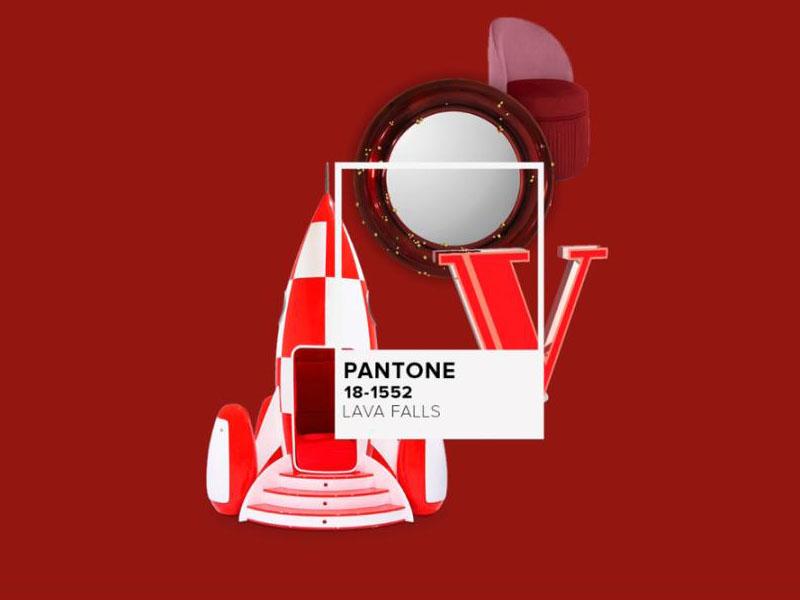 Xu hướng màu sắc trong thiết kế do Pantone bình chọn 06 | Kalapress.vn