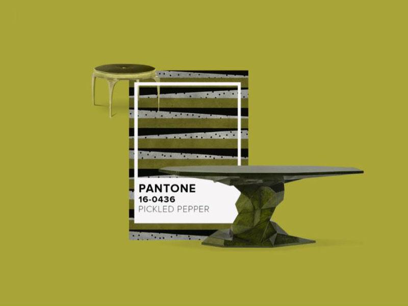 Xu hướng màu sắc trong thiết kế do Pantone bình chọn 09 | Kalapress.vn