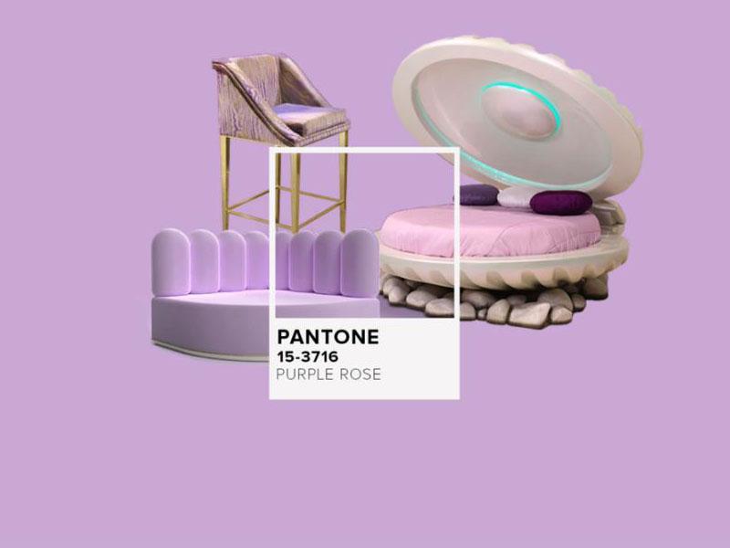 Xu hướng màu sắc trong thiết kế do Pantone bình chọn 10 | Kalapress.vn